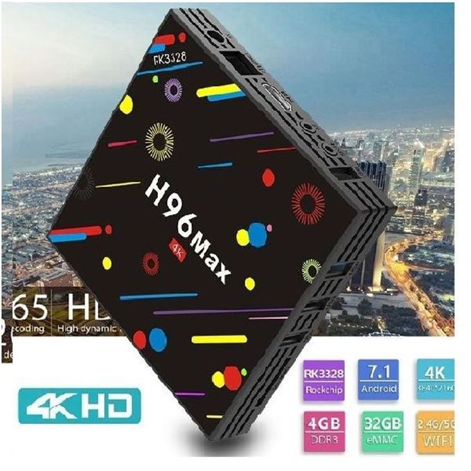 صورة H96 MAX TV Box