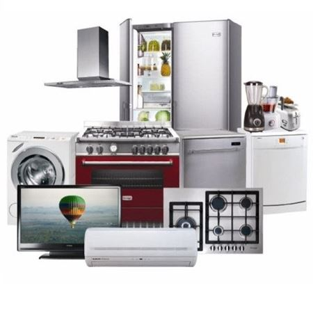 Picture for category Electrical appliances industry