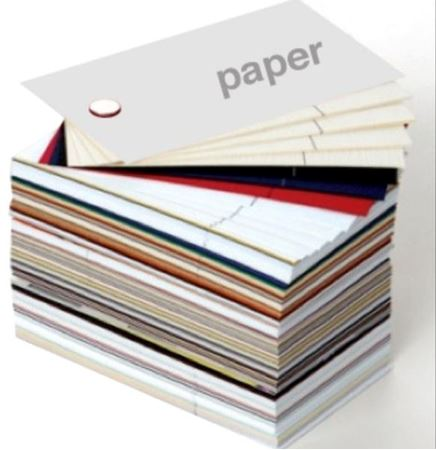 Picture for category Paper industry and products