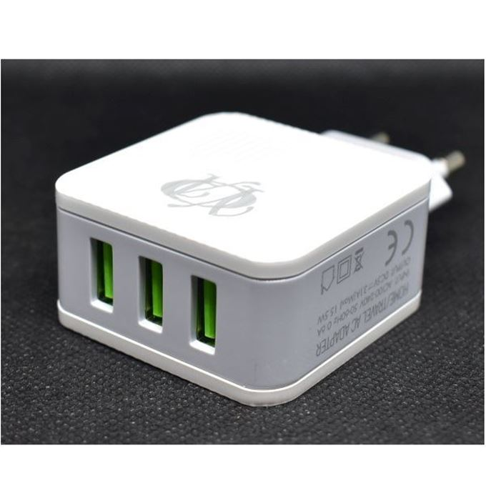 Picture of A303 - Wall Charger- 3USB