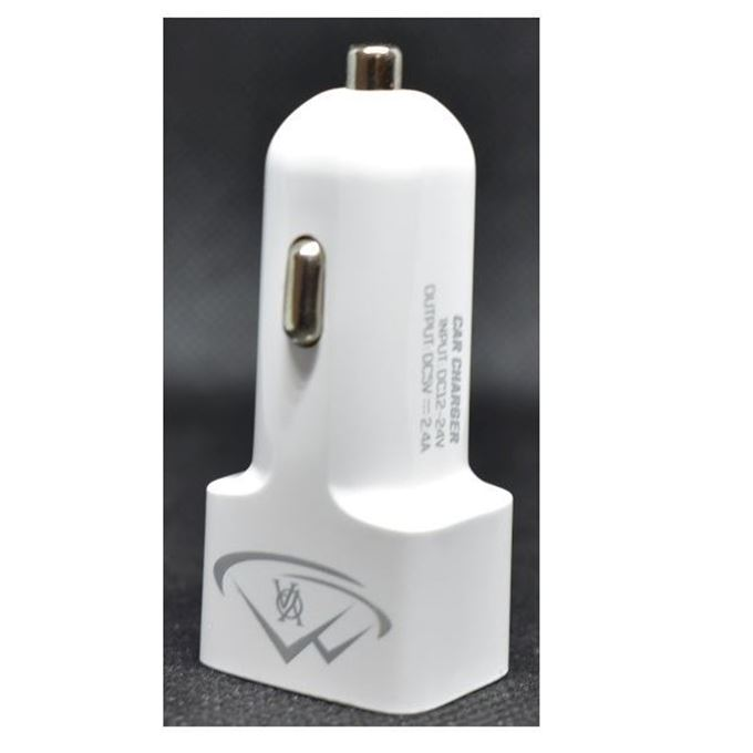 Picture of 20- Car Charger - 2 usb port