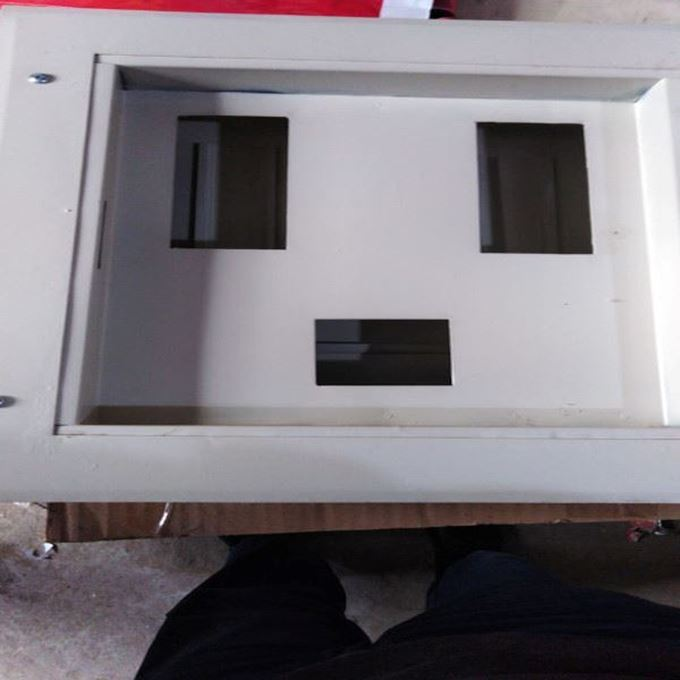 Picture of Electrical panel 12 lines