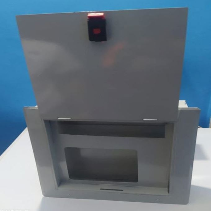 Picture of Counter plate with 12 lines