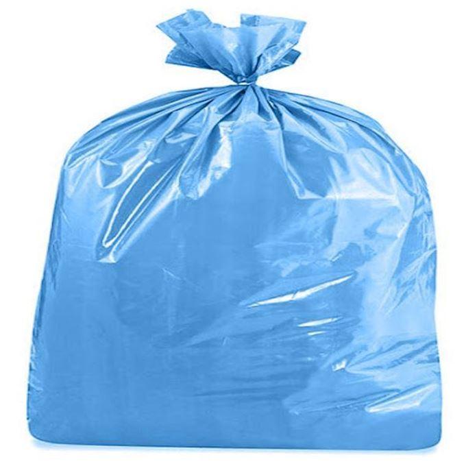 صورة شنط  قمامه  بلاستيك  كبيره  الحجم